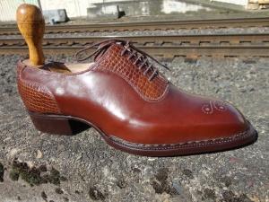 Elrod Shoes Bespoke Portland Norwegian Handmade