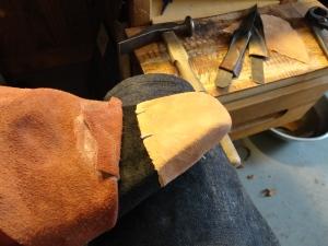 Elrod Shoes Handmade Chisel toe