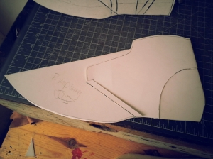 elrod shoes derby boot lining pattern