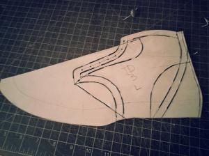elrod shoes derby boot pattern key