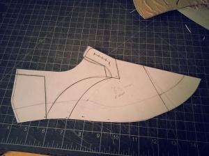 elrod shoes womens oxford pattern key