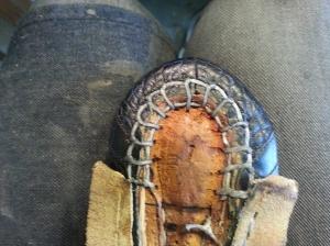 elrod shoes handmade heal stitch