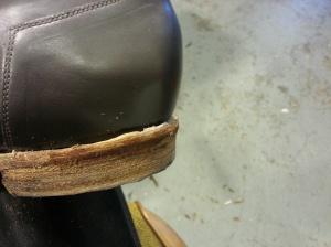 reid elrod shoes heel contour