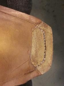 reid elrod shoes toe plate channel