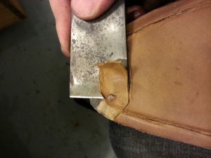 reid elrod toe plate cut