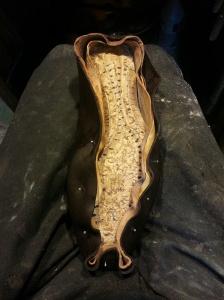 reid elrod bespoke shoes lasting