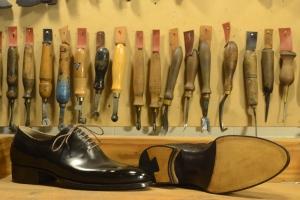 Reid Elrod Bespoke Oxford Handmade Shoe