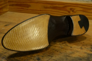Reid Elrod Bespoke Shoemaking
