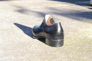 Reid Elrod Bespoke Oxford Seamless Heel