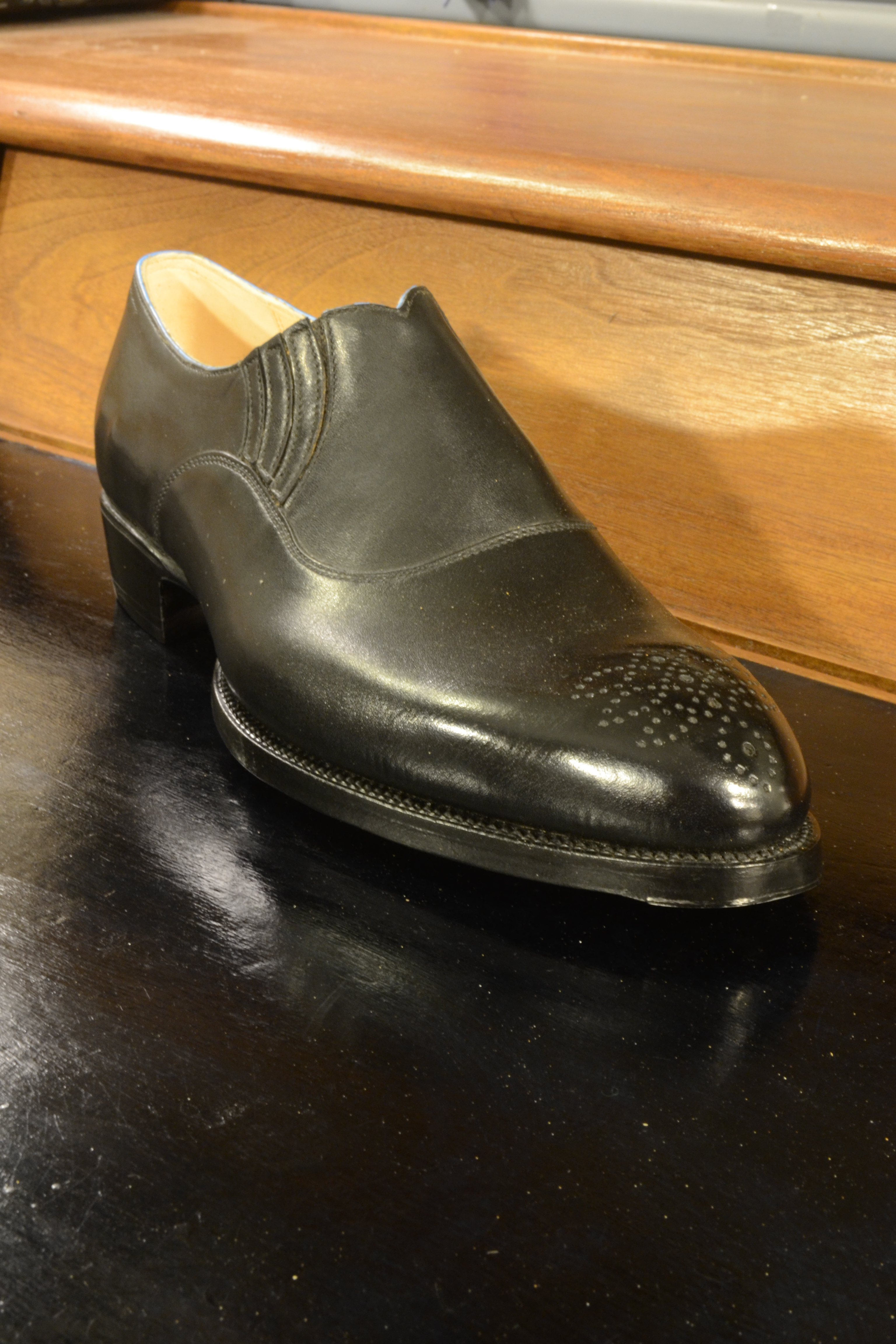 Elrod Shoes | Bespoke Shoemaking Portland Oregon