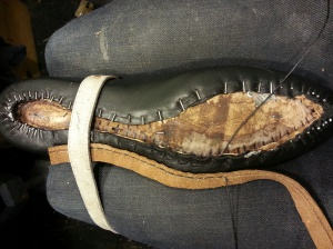 reid elrod bespoke shoes english welting