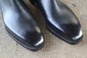 Reid Elrod Bespoke Beatle Zip Boot 007