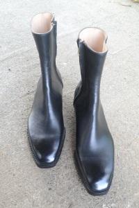 Reid Elrod Bespoke Beatle Zip Boot 012
